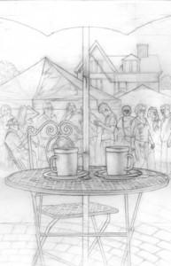 Cafe-Scene-Pencil_2a